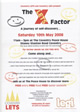The LETS factor flyer 2
